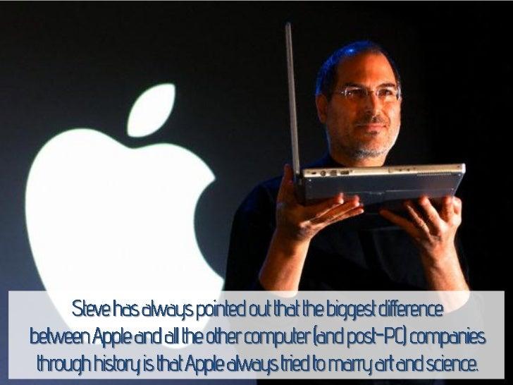 Top Ten Lessons Steve Jobs Taught Us Slide 3