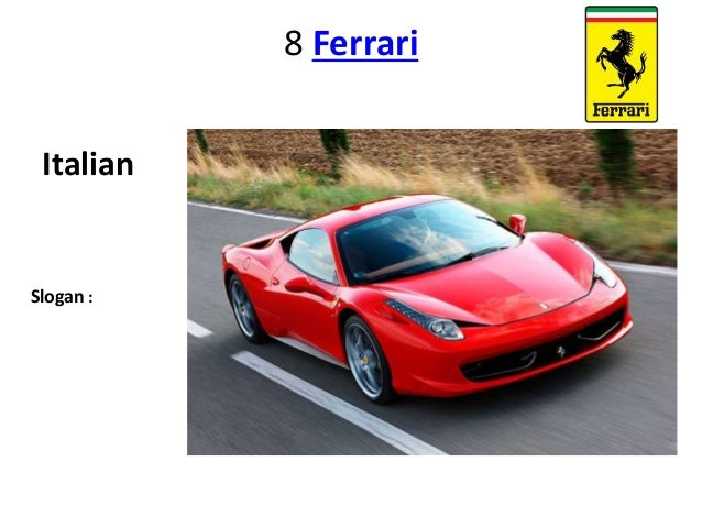 Luxury Vehicle Brands: Top Ten Luxury Car Brands