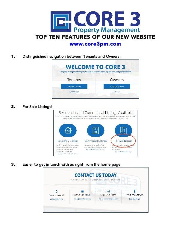Application Our Site Has Got New Features