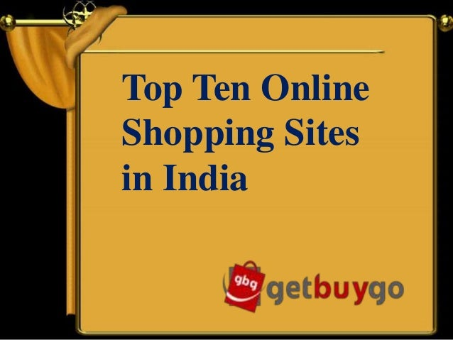Top ten online shopping sites in india for Top ten online stores