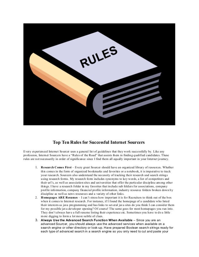 10 rules for successful business calls Associate (in business) only with people who are successful or have the right attitudes to become successful also be aware of those who over demand and expect more from yourself than anyone else would i saw this 10 rules for success in business list on a facebook post a few years ago.