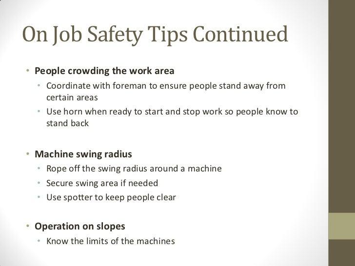 top ten construction safety tips