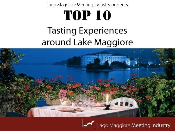 Lago Maggiore     Meeting Industry