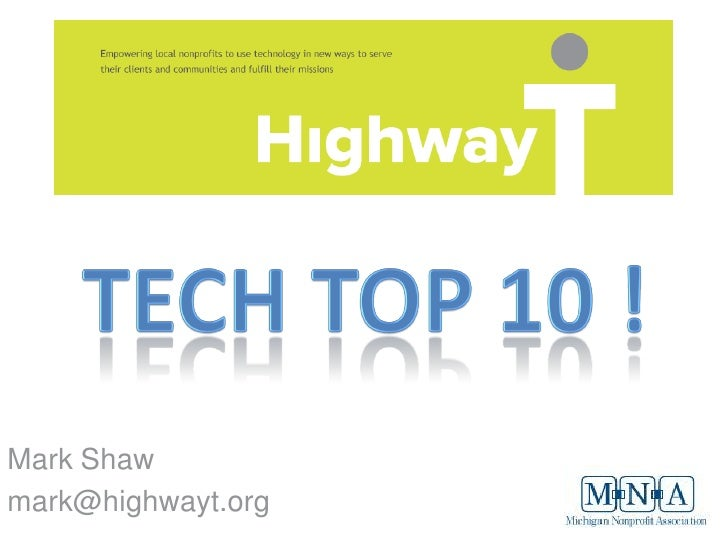 Mark Shawmark@highwayt.org