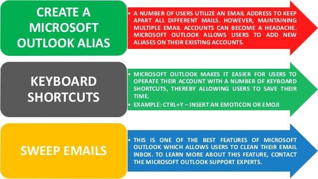 Hidden Features Of Microsoft Outlook