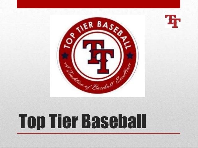 Top Tier Baseball