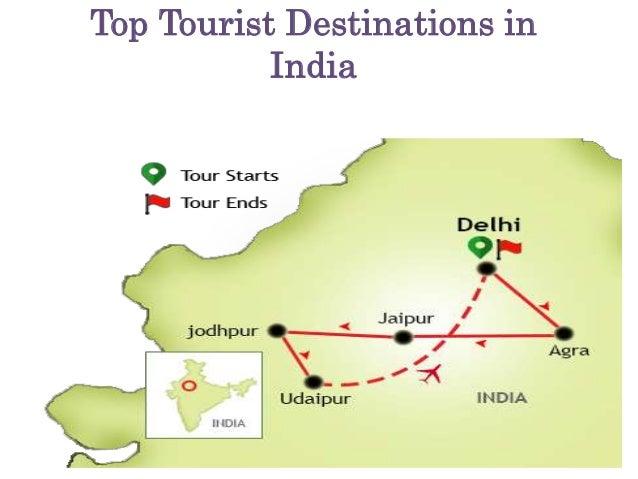 Top Tourist Destinations in India
