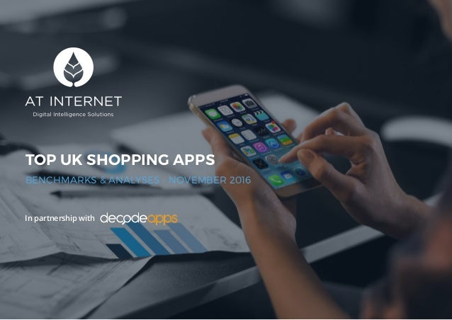 mobile app benchmark the uk s top mobile shopping apps. Black Bedroom Furniture Sets. Home Design Ideas