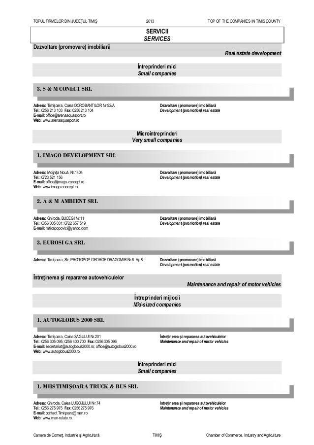 Topul Firmelor Timis20132014pagina111 204
