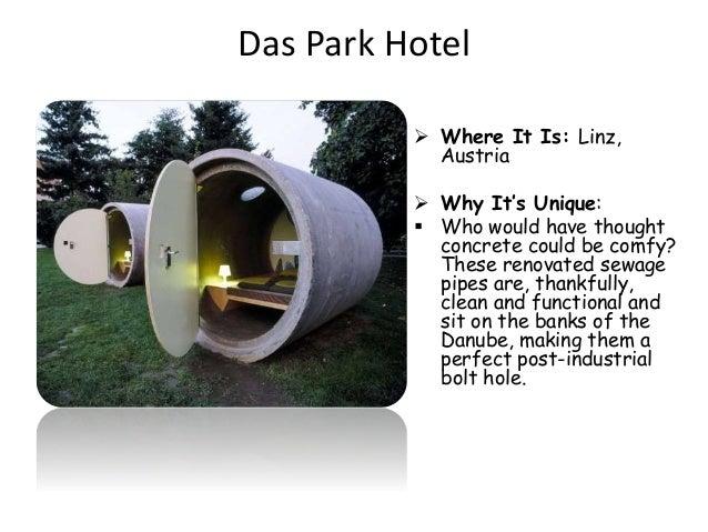Das Park Hotel ...