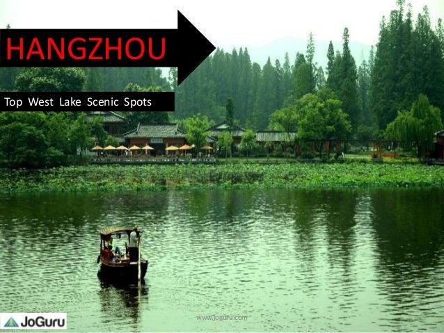 Top West Lake Scenic Spots In Hangzhou