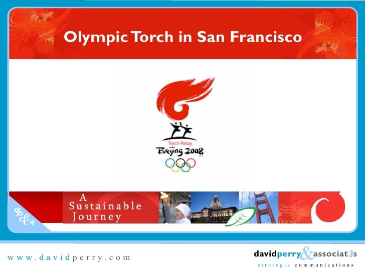 Olympic Torch in San Francisco     dp  &a                                            &associat3s                          ...