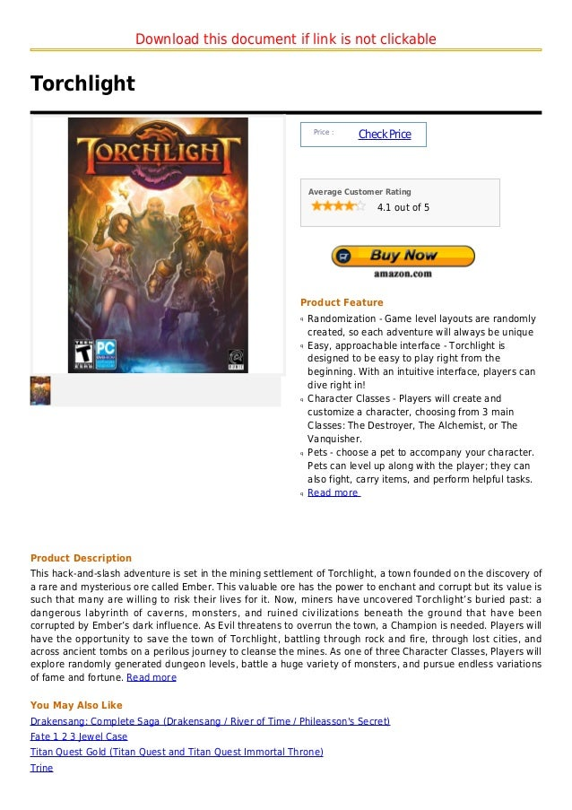 Download this document if link is not clickableTorchlight                                                                P...