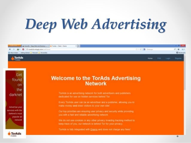 ToR - Deep Web