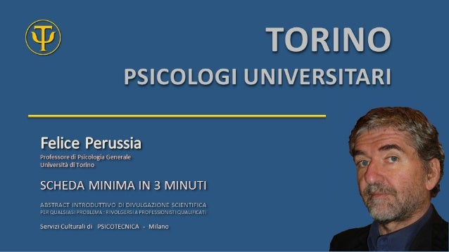 Torino Psicologi universitari
