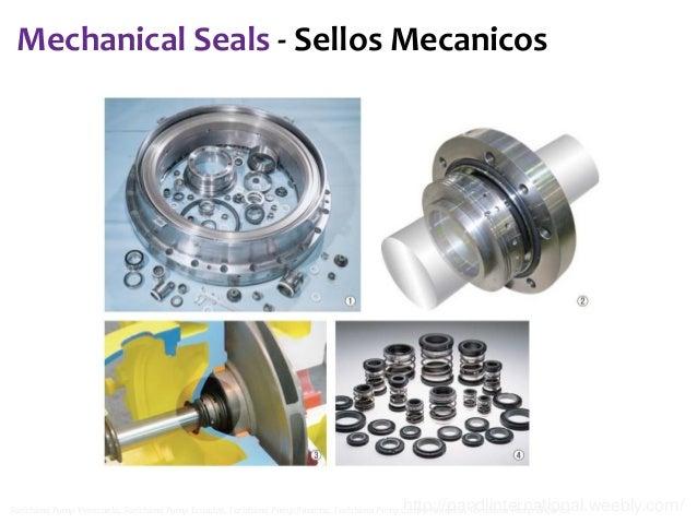 Mechanical Seals - Sellos Mecanicos  http://pandlinternational.weebly.com/  Torishima Pump Venezuela, Torishima Pump Ecuad...