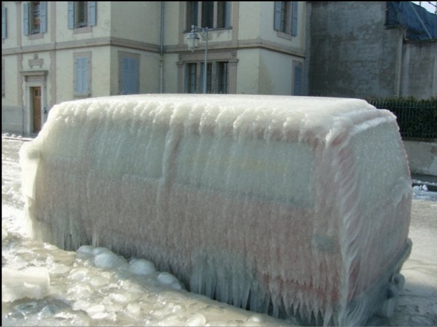 Tormenta hielo