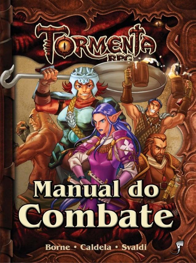 Lucas Borne • Leonel Caldela Guilherme Dei Svaldi Manual do Combate 11