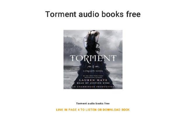 Torment audiobook free | torment ( download audio books free ): read….