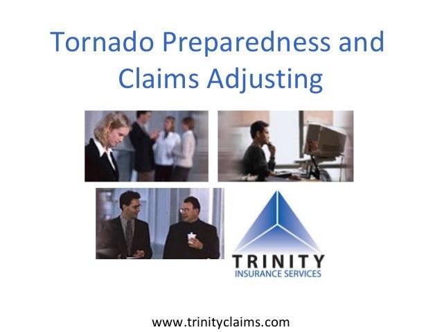 www.trinityclaims.comTornado Preparedness andClaims Adjusting