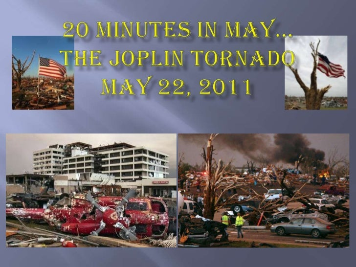 CITY OF JOPLINLocated in the southwest corner of Missourinear the intersection of I-44 and Hwy 71Population 50,175Average ...