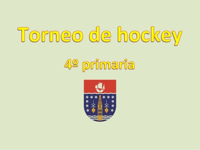 Torneo hockey