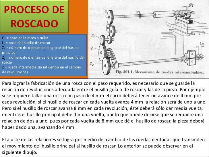 CÁLCULO DE LA VELOCIDAD (r/min).<br />Cálculo en pulgadas:<br />Ejemplo:Calcule las r/min requeridas para el torneado de a...