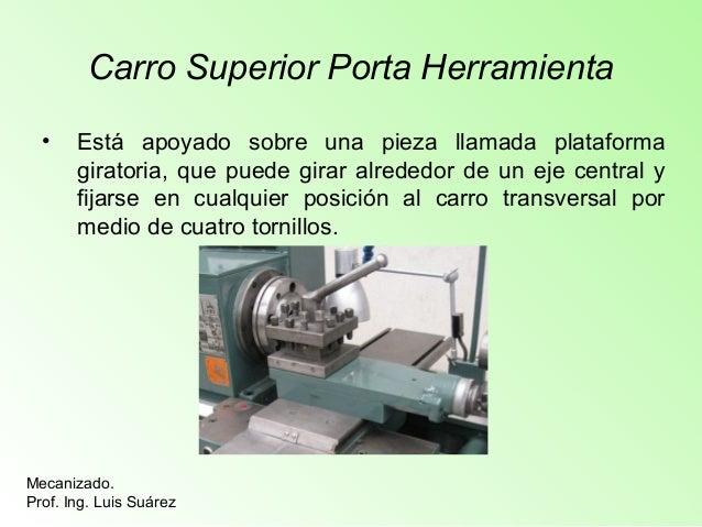 Ing. Luis Suárez  10. Carro Superior Porta Herramienta ... 60de0e9f4432