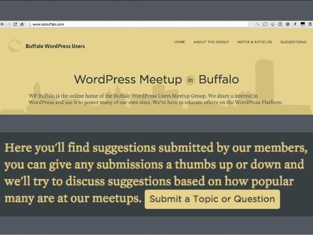 Community Consultation Creates Compelling Content