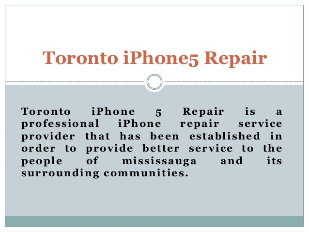 Best Iphone Repair Mississauga