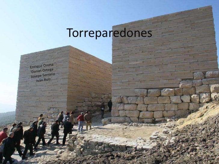 Torreparedones  Project