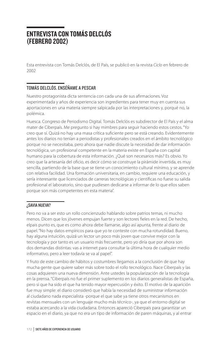 Torresburriel Estudio - Siete años de experiencia de usuario