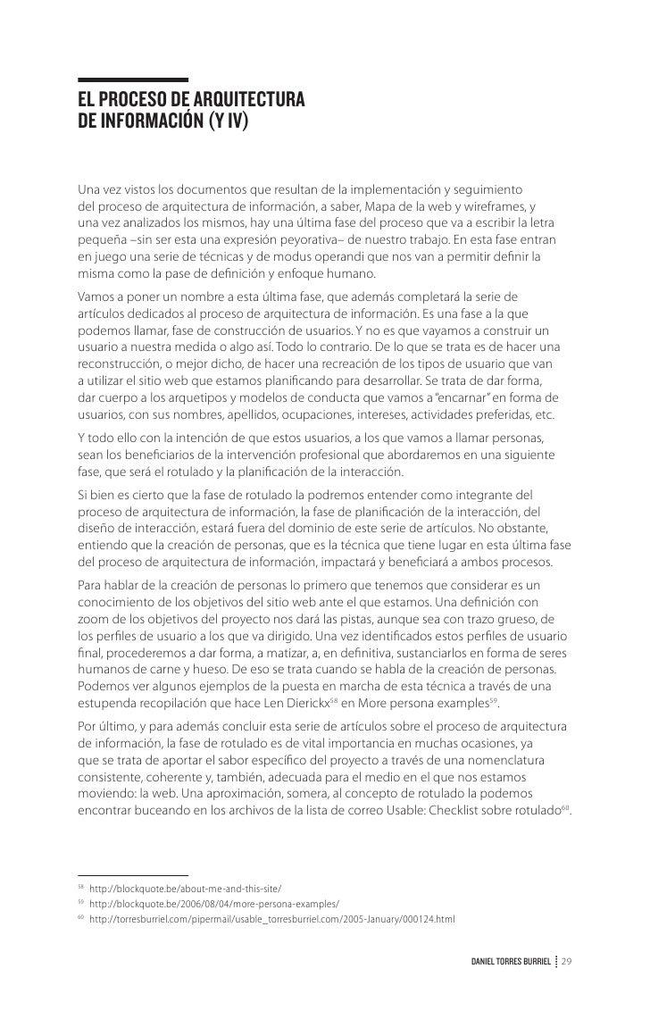 METODOLOGÍA, PROCESO Y PRODUCTOA través de Macadamia66 llego a un post de Alberto Knapp67 que se titula Proceso vs.Product...