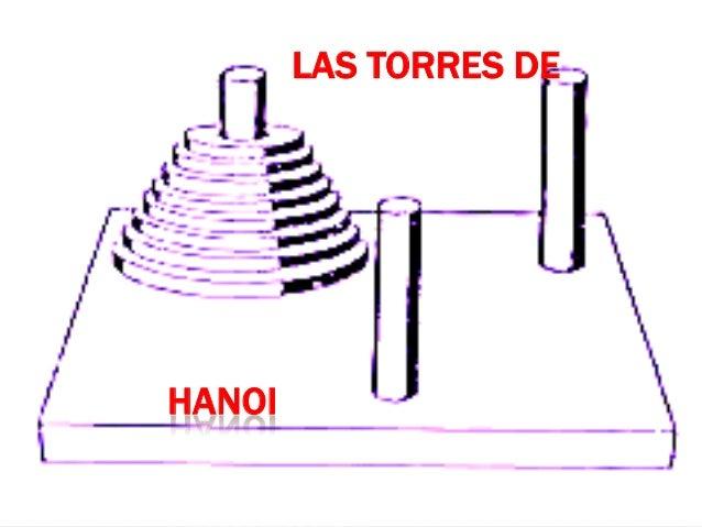 LAS TORRES DEHANOI