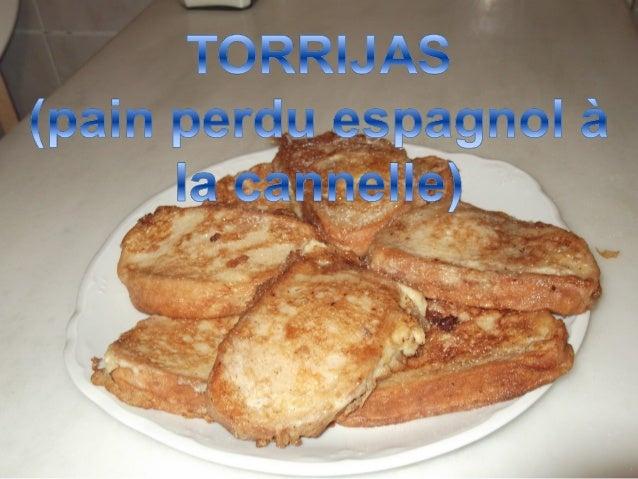 Ingrédients- 1 baguette de painrassis, mais pas trop- Du lait- 1 bâton de cannelle- 100 g de sucre- 3 œufs- 3 cuillères à ...