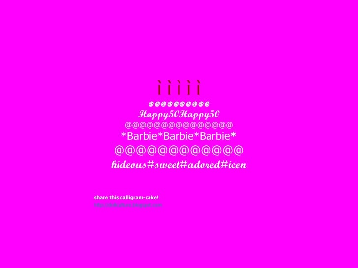 ì ì ì ì ì @@@@@@@@@@ Happy50Happy50 @@@@@@@@@@@@@@@ *Barbie*Barbie*Barbie * @@@@@@@@@@@@ hideous#sweet#adored#icon share...