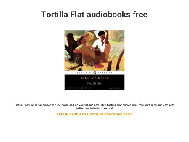 Pdf download] the short novels of john steinbeck. Tortilla flat.