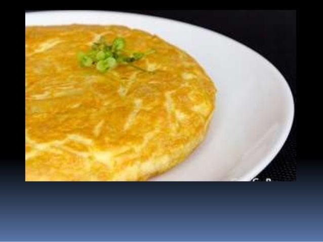 Tortilla gayane y maría canto