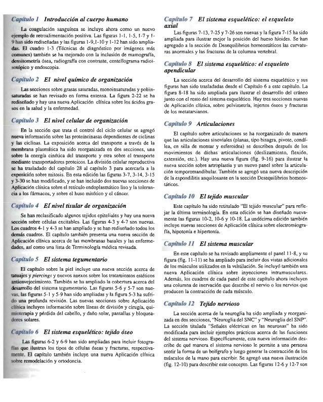 Vistoso Capítulo 7 Sistema Esquelético Anatomía Y Fisiología Friso ...