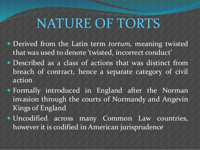 tort and legal relation In its simplest form, contract law imposes duties on parties who enter into an agreement (contractual relationship within this agreement, both parties are expected to act reasonably toward one another (referred to as vis-à-vis)  what are the differences between contract and tort law a distinct difference between contract and tort laws.