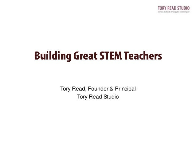 Tory Read, Founder & Principal Tory Read Studio