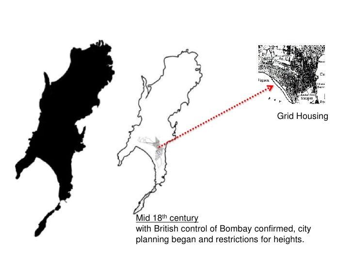 1708<br />1772<br />Land fill between Mahim and Sion<br />Land fill between Mahalaxmi and Worli<br />