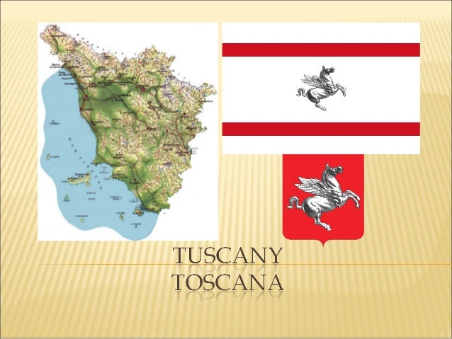    Roughly triangular in shape.   The Tyrrhenian Sea is located on Tuscany's western    coastline:    •   Contains the T...