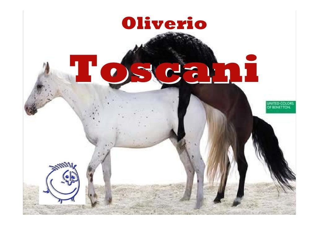 Oliverio  Toscani