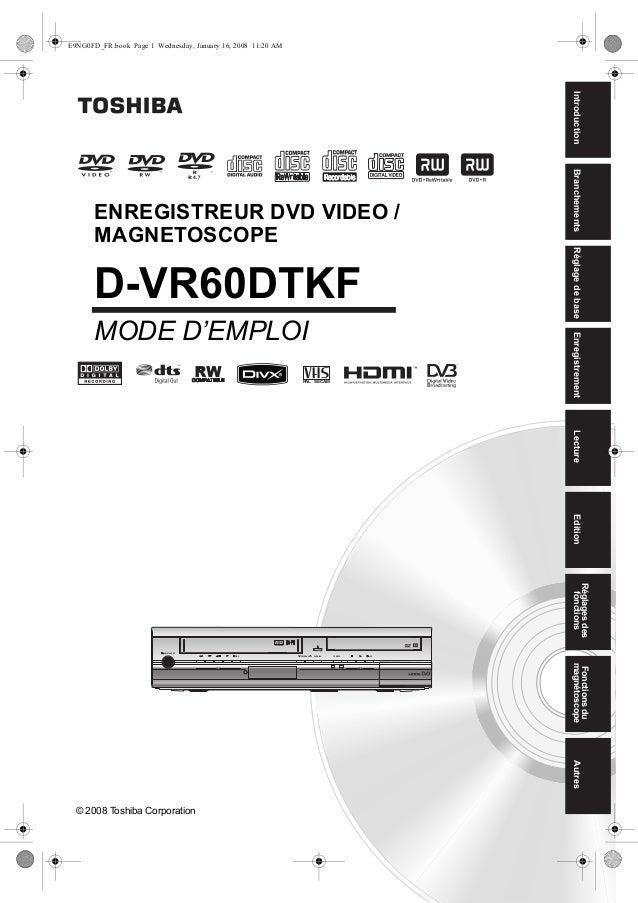 SECAMPAL ON/STANDBY VCR REC DUBBINGPROGRAM VCR/DVD REC DVDDVDVCR PAL SECAM IntroductionBranchementsRéglagedebaseLectureEdi...