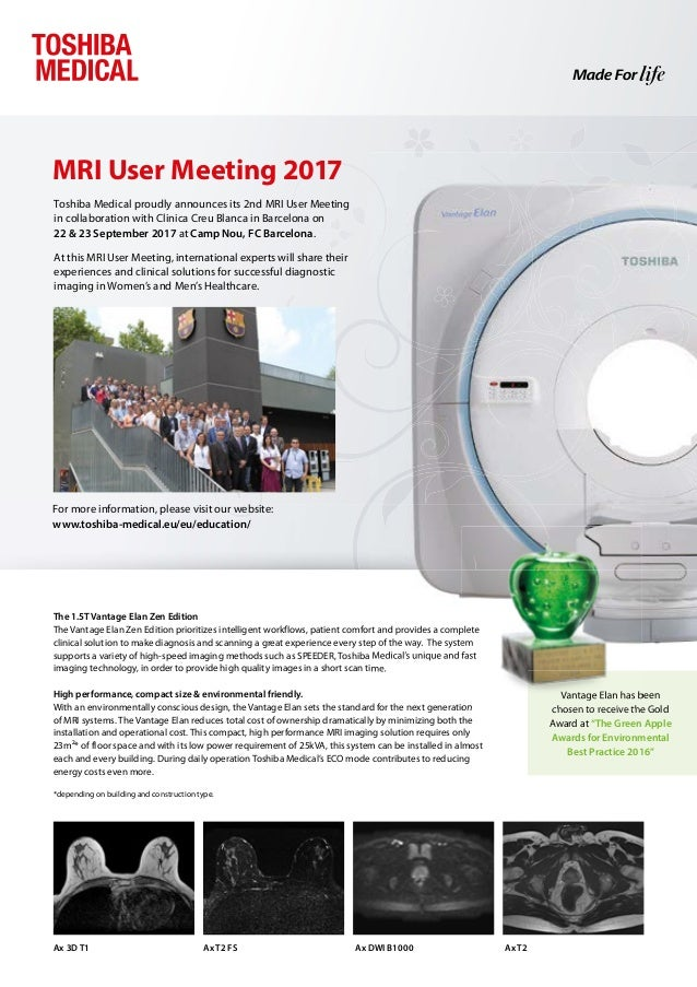 Toshiba Medical's VISIONS Magazine - issue 29