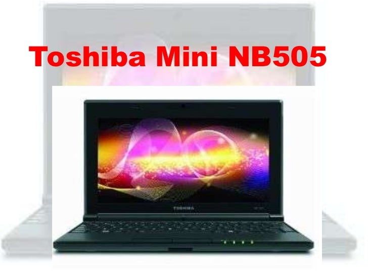 Toshiba Mini NB505<br />