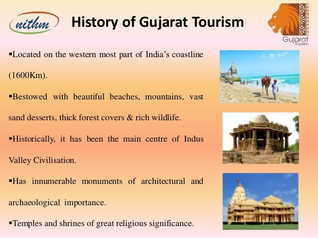 gujarat tourism Bjp mla from raopura (vadodara) yogesh patel, however, pitched for his city,  saying as it is located in central gujarat and 60 per cent of the.