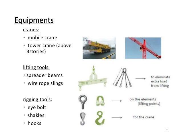 Tower Crane Advantages And Disadvantages : Tos syllabus