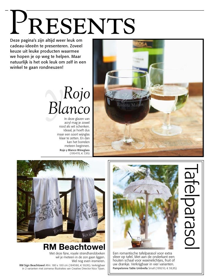 Interieur Ideeen Riviera Maison.Riviera Maison Magazine
